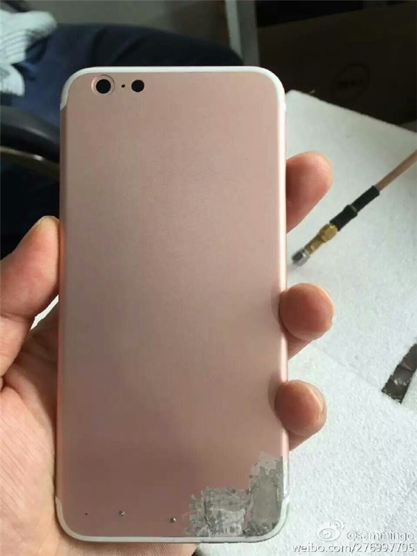 save off 3c98d 4aae0 Leaked iPhone 7 casing shows repositioned antenna lines - Device ...